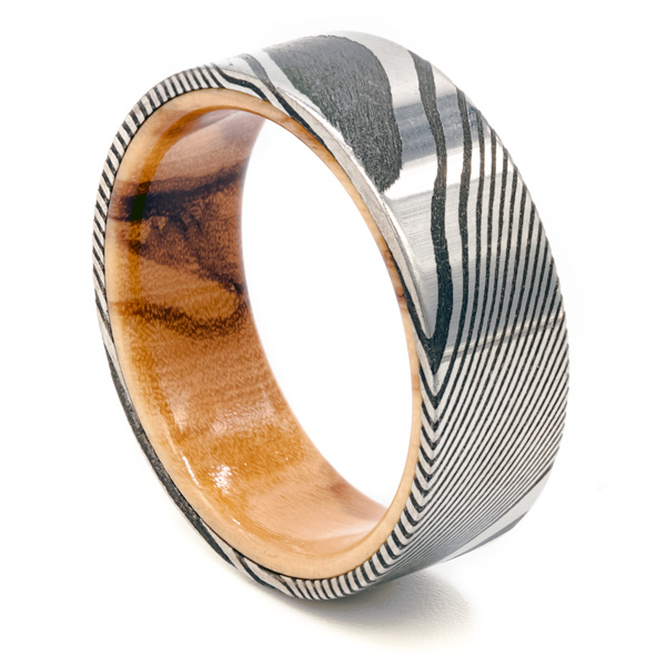 damascus man ring